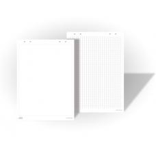 Бумага для флипчартов чистый 30 листов 70 гр. / М2 A1 58x83