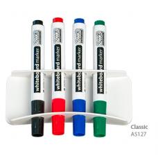 Держатель для 4 маркеров вертикальный CLASSIC