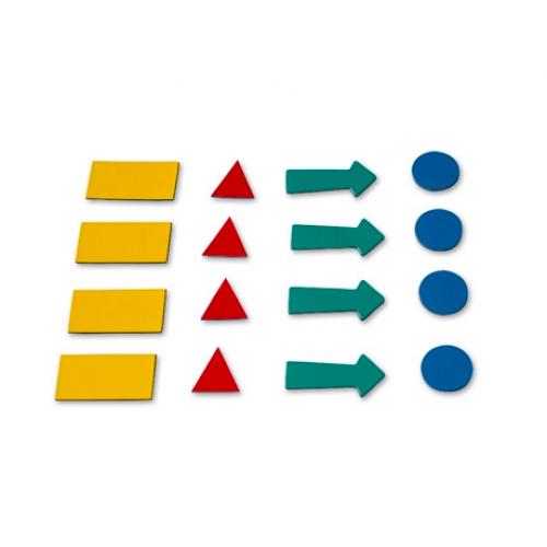 Магнитные символы для планера 4 листа 4 sheets