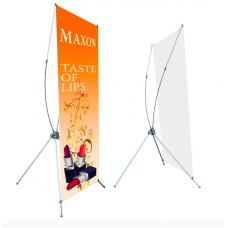 Стойка для баннеров X-Universal banner 60x160 to 120x210 cm